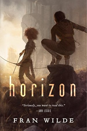 Cover of horizon by Fran Wilde