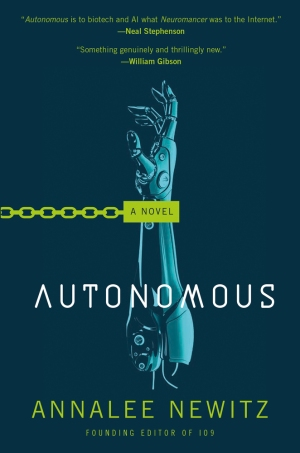 Autonomous cover design by Will Staehle