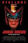 Judge Dredd Movie Poster