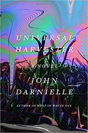 Universal Harvester by John Darnielle Cover