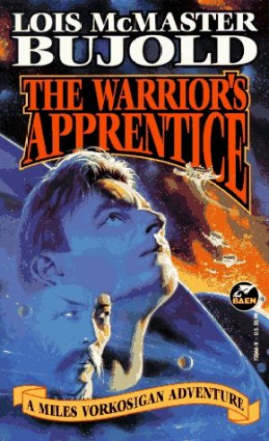 The Warrior's Apprentice Book Cover