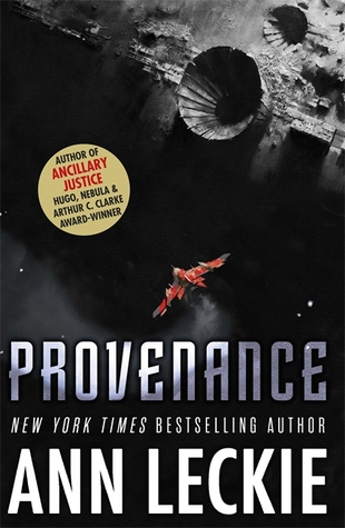 Provenance by Ann Leckie Book Cover