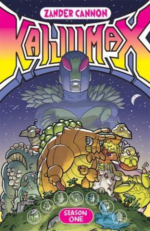 Kaijumax Vol 1 Cover