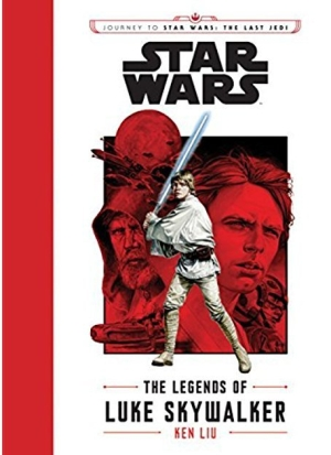 The Legends of Luke Skywalker Cover