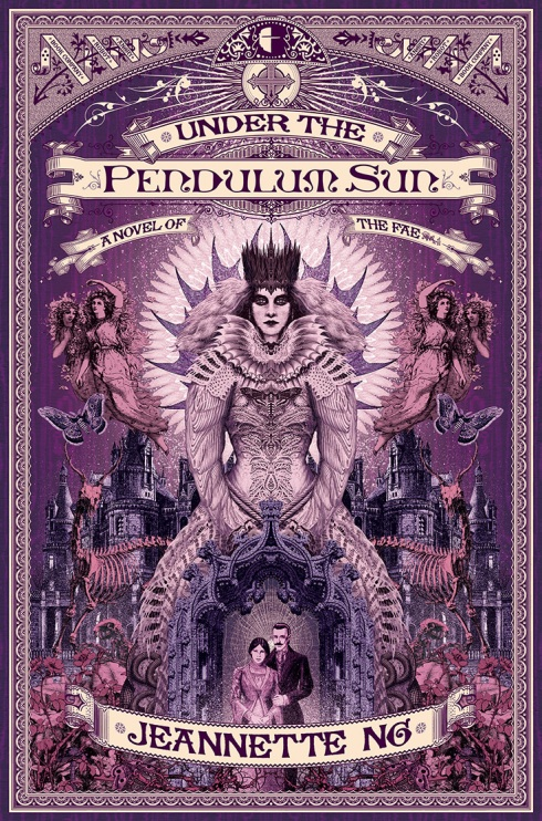 Under the Pendulum Sun Cover